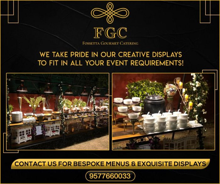 BEST CATERING SERVICE IN DELHI NCR