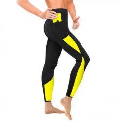 Women Fat Burning Sweat Leggings Sauna Weight Loss Slimming Neoprene Pants