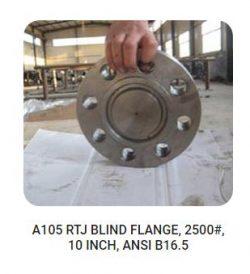 ASTM A105 Flange