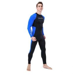 SLINX Mens Lycra Dive Skin Surfing Diving Suit