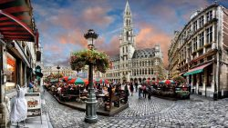 Belgium is country of Europe located in west Europe