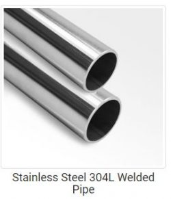 304l Stainless Steel Pipe Supplier