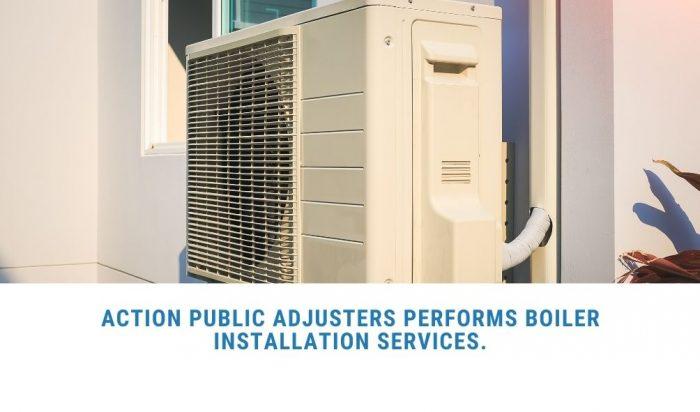 Action Public Adjusters – Boiler Repair vs. Replacement