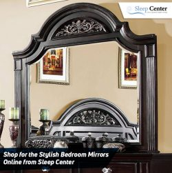 Shop for the Stylish Bedroom Mirrors Online from Sleep Center