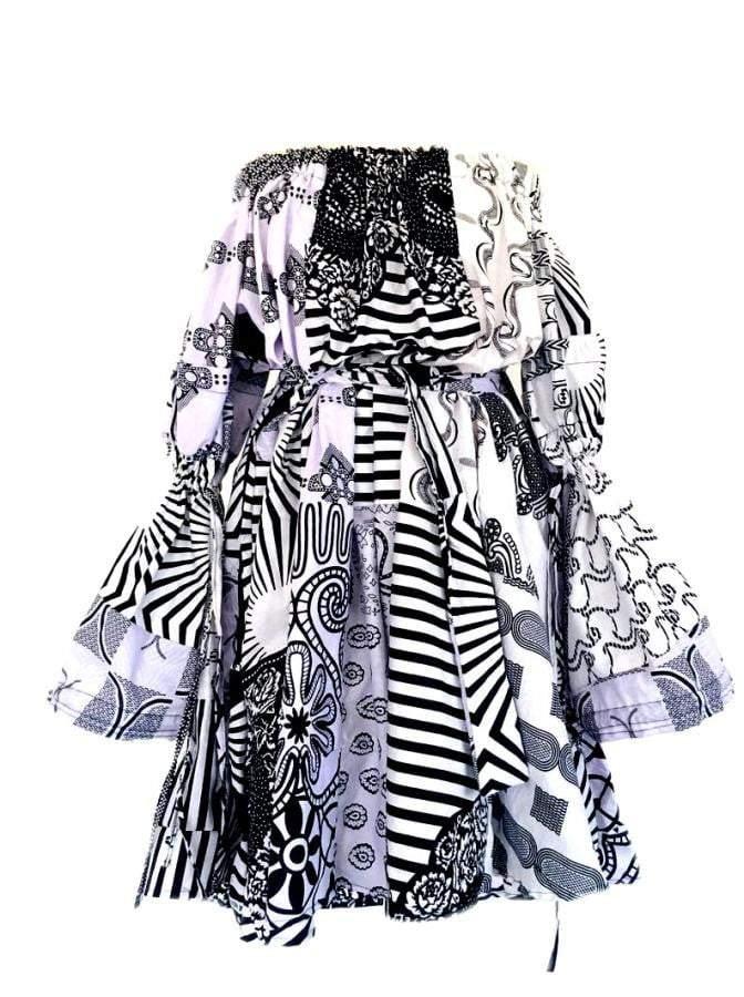 Modern African Prints Dresses