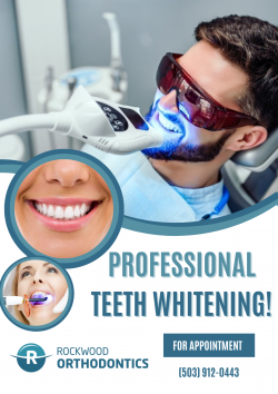 Appealing Glimpses through White Teeth
