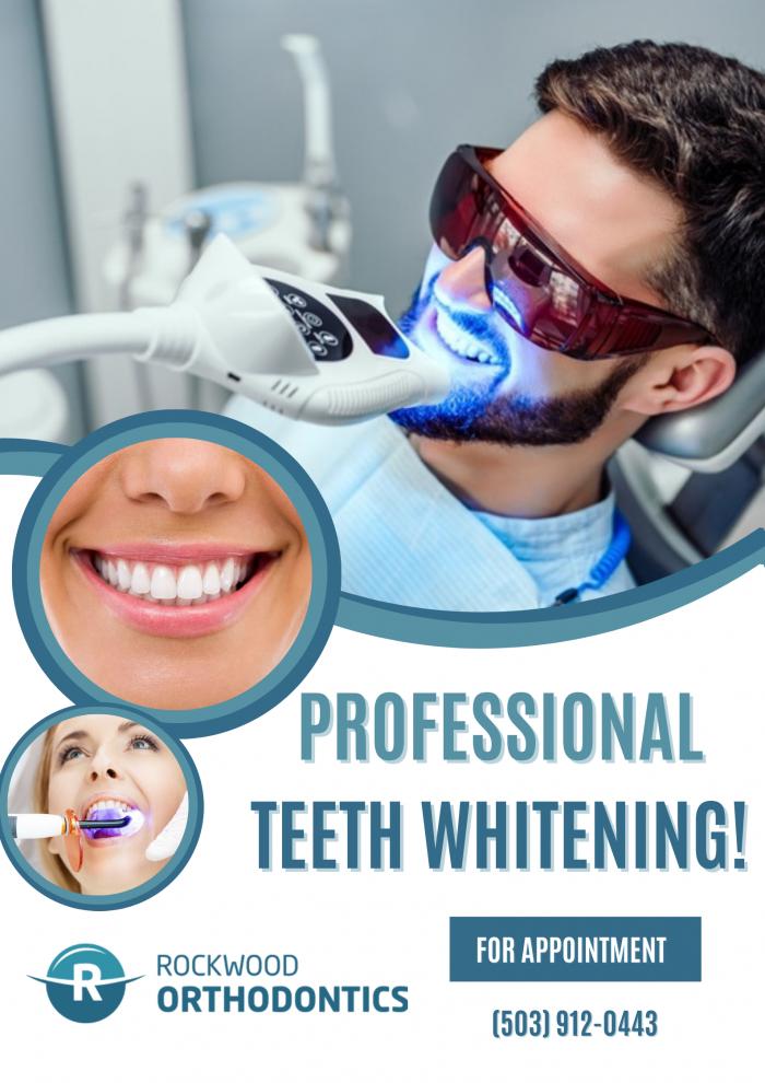 Appealing Glimpses through White Teeth