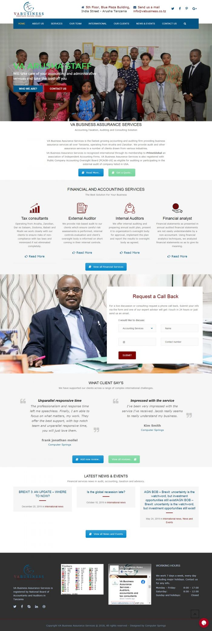 Audit firms in tanzania