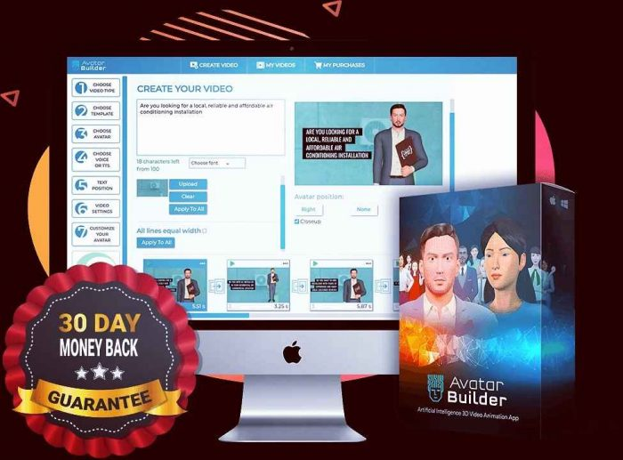 AvatarBuilder Review – Get Start to Create Your 3D Animation Videos In Minutes
