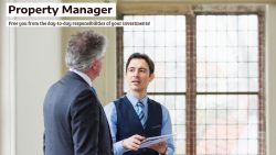 Benefits of Using a Property Manager