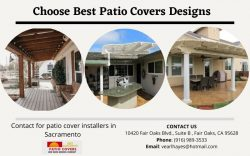 Best Company in El Dorado Hills to Get Patio Covers