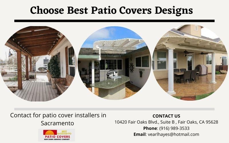 Best Company in El Dorado Hills to Get Patio Covers