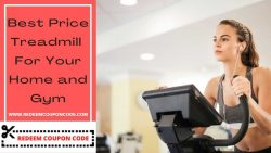 Get The Best Price Treadmill And Save Your Money With Instant Discount