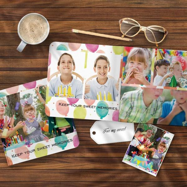 Custom Photo Book Online Design Photo Album Birthday Gifts