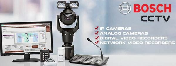 Bosch Camera distributor in Dubai