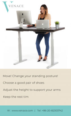 Change Your Standing Posture With Affordable Standing Desk