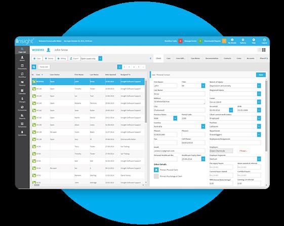 Cloud Based Case Management System