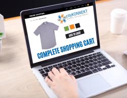 Public Retail Website System