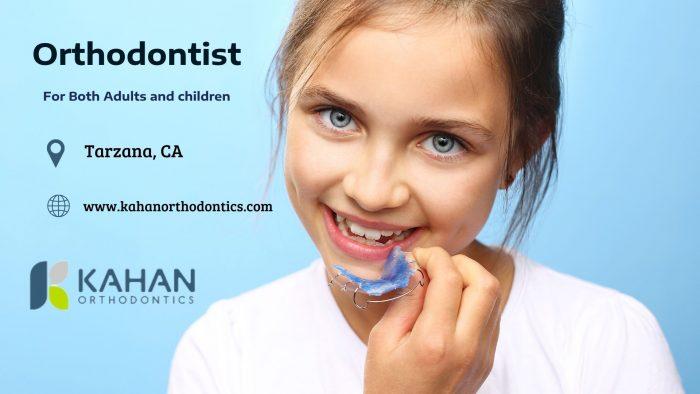 Correct Improper Alignment with Kahan Orthodontics