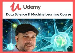 Get Udemy Data Science and Machine Learning Courses Discount