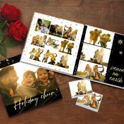 Custom Photo Book Online Design Daily Photo Album