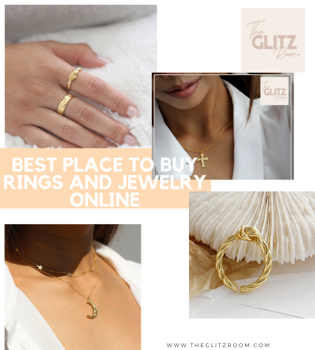 Best Place to buy rings and jewelry online – The Glitz Room