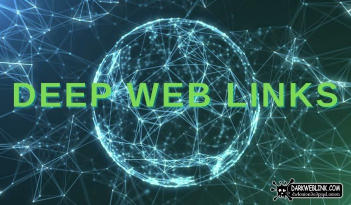 500+ latest Verified Deep Web Links | Dark Web Links