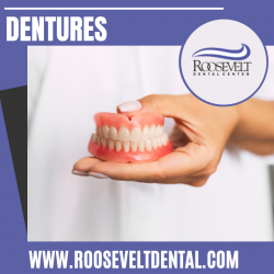 Natural Looking Smile with Affordable Dentures