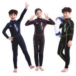 ZCCO 2.5MM Full Neoprene Wetsuit for Boys & Girls