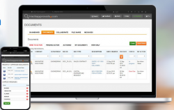Document Tracking System Online by trackapprovals