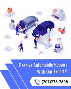 Excellent Fixes for your Automobiles.
