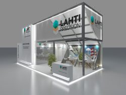 Exhibition Stand Design and Booth Builder