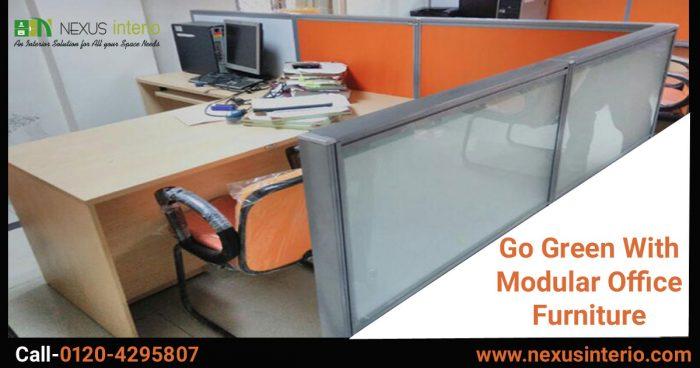 Best Modular Office Furniture Noida