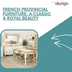 French Provincial Lounge- Get the Best Fit for your Home here!