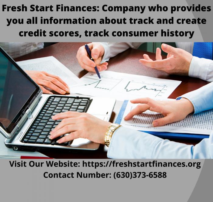 Company track Credit score history