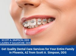 Get Quality Dental Care Services for Your Entire Family in Phoenix, AZ from Scott A. Simpson, DDS