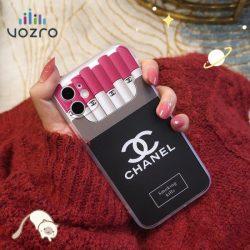 シャネル iphone 12/12Proケース シリコン ブランド CHANEL アイフォン12Pro Max/12Miniカバー