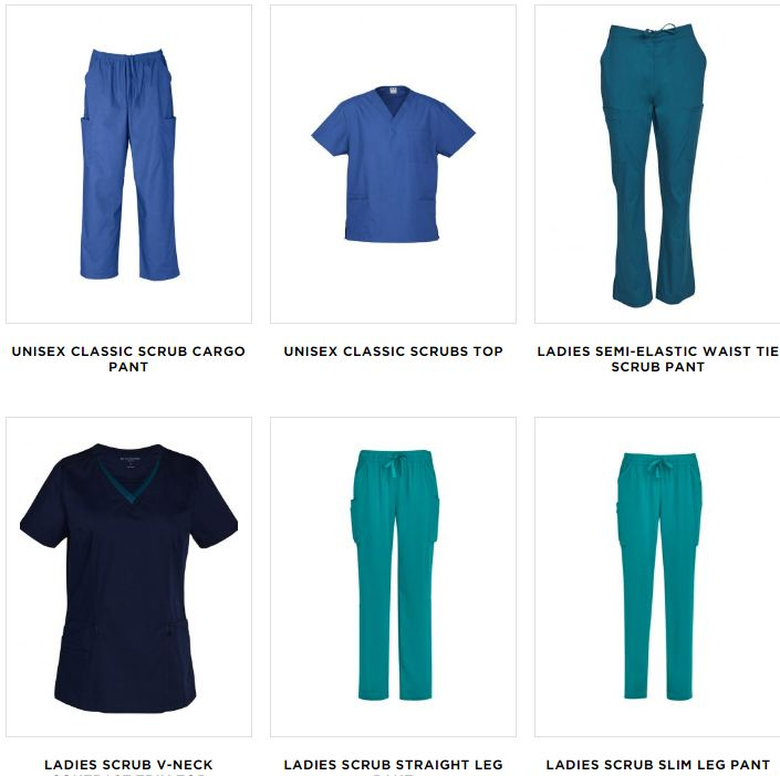 Healthcare Uniform Supplier