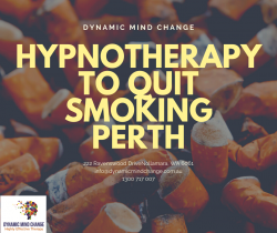 Hypnotherapy to quit smoking Perth