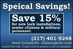 Locksmith in Indianapolis IN
