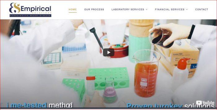 Industrial laboratory setup consultants