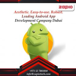 Android App Development Dubai