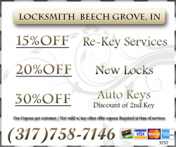 Locksmith Beech Grove