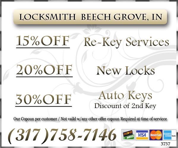 Locksmith Beech Grove