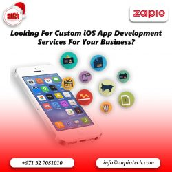 iOS App Development Dubai