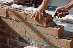 Masonry Contractor for Residential Project in Cleveland