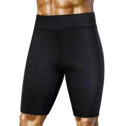 Men Fat Burning Neoprene Athletic Yoga Pants|brabic – BRABIC