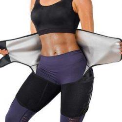 Nebility 3 in 1 Sauna Waist Trainer for Women & Men
