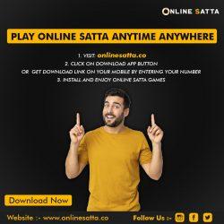 Play Online Satta and win cash – Online Satta App