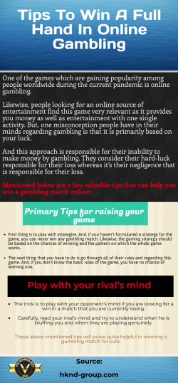 Tips on how to reduce risks of playing at online gambling